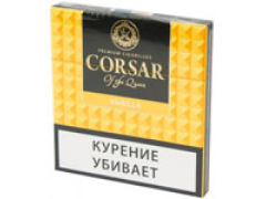Сигариллы Corsar Mini of the Queen Vanilla