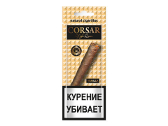 Сигариллы Corsar of the Queen Vanilla 3 шт.