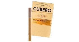 Сигариллы Cubero Blend № 19 Gold