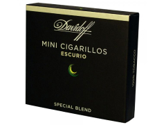 Сигариллы Davidoff Mini Escurio 20 шт.