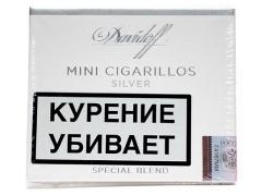 Сигариллы Davidoff Mini Silver 20 шт.