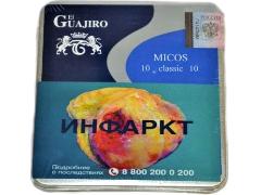 Сигариллы El Guajiro MICOS CLASSIC