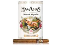 Сигариллы Havanas Natural Irish Coffe 35 шт.