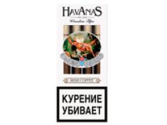 Сигариллы Havanas Wooden Tips Irish Coffee 4 шт.