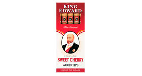 Сигариллы King Edward Cherry Wood Tip Cigarillos