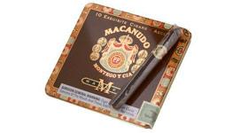Сигариллы Macanudo Maduro Ascots