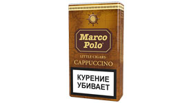 Сигариллы Marco Polo Cappuccino
