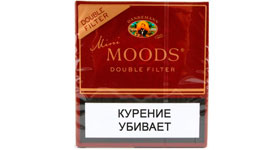 Сигариллы Mini Moods Double Filter