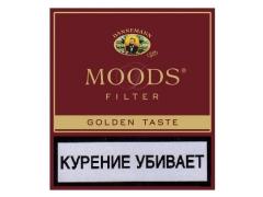Сигариллы Moods Filter Golden 10