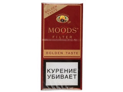 Сигариллы Moods Filter Golden 5