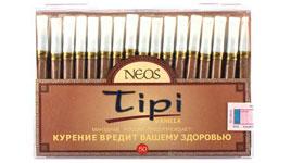Сигариллы Neos Tipi Vanilla 50 шт.