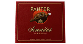 Сигариллы Panter Senoritas