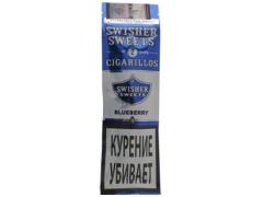Сигариллы Swisher Sweets Blueberry (2 шт.)