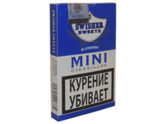 Сигариллы Swisher Sweets Mini Blueberry