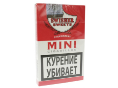 Сигариллы Swisher Sweets Mini Strawberry