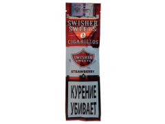 Сигариллы Swisher Sweets Strawberry (2 шт.)