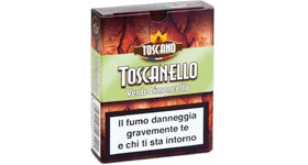 Сигариллы Toscano Toscanello Verde Limoncello