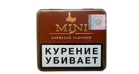 Сигариллы Villiger Mini Espresso Flavour