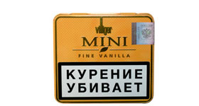 Сигариллы Villiger Mini Fine Vanilla