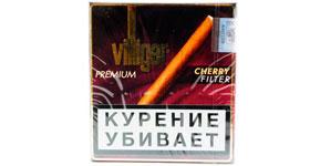 Сигариллы Villiger Premium Cherry Filter