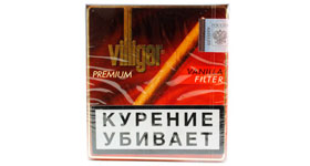 Сигариллы Villiger Premium Vanilla Filter