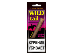 Сигариллы Wild Tail American Whiskey (3 шт.)