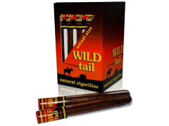 Сигариллы Wild Tail Carribean Rum (25 шт.)