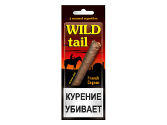 Сигариллы Wild Tail French Cognac (3 шт.)