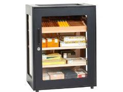 Сигарный шкаф Аdorini Salina Black на 3000 сигар