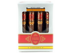 Сигары Aroma Cubana Gold Cherry Corona Накопитель 12 штук