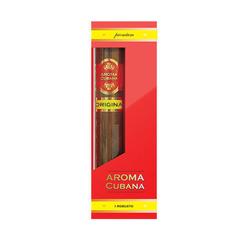 Сигары Aroma Cubana Original Gold Robusto 1 шт.