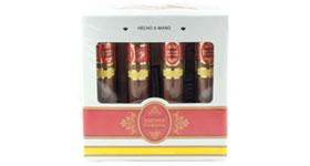 Сигары Aroma Cubana Sangria Wine Robusto Накопитель 12 штук