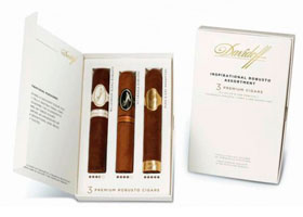 Набор сигар Davidoff Inspirational Robusto Assortment