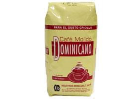 Доминиканский Кофе Молотый Santo Domingo Dominicano 454 гр.
