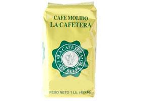 Доминиканский Кофе Молотый Santo Domingo La Cafetera 454 гр.