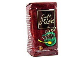Доминиканский Кофе Молотый Santo Domingo Pilon 454 гр.