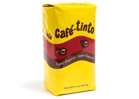 Доминиканский Кофе Молотый Santo Domingo Tinto 454 гр.