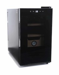 Электронный хьюмидор-холодильник Howard Miller на 150 сигар 810-026-Black