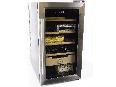 Электронный хьюмидор-холодильник Howard Miller на 400 сигар 810-050