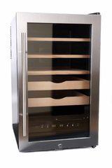 Электронный хьюмидор-холодильник Howard Miller с электронным блоком управления влажностью на 500 сигар CH70