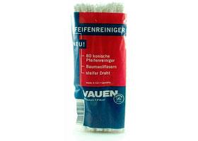 Ерши для трубок Vauen мягкие белые 80 шт.