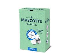 Фильтры для самокруток Mascotte Filters Carbon 8 мм