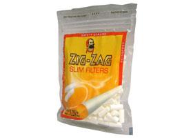 Фильтры для самокруток Zig-Zag Slim 6 мм
