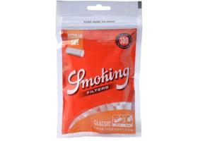 Фильтры для самокруток Smoking Classic 8 мм