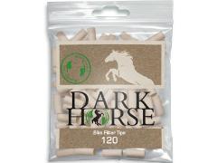 Фильтры для самокруток Dark Horse Slim Bio 6 мм