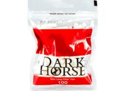 Фильтры для самокруток Dark Horse Slim Long 6 мм