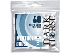 Фильтры для самокруток Dark Horse Slim Menthol Cap 6 мм