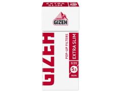 Фильтры для самокруток Gizeh Pop-up Extra Slim