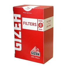 Фильтры для самокруток Gizeh Standard  8 мм