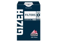 Фильтры для самокруток Gizeh Standard Carbon